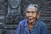 Old Lady at Sukawati Art Market
