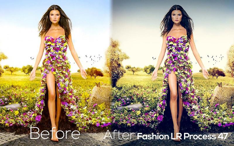 Fashion LR Presets 41