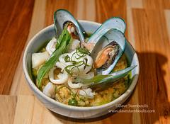 Gourmet seafood in Bangkok, Thailand