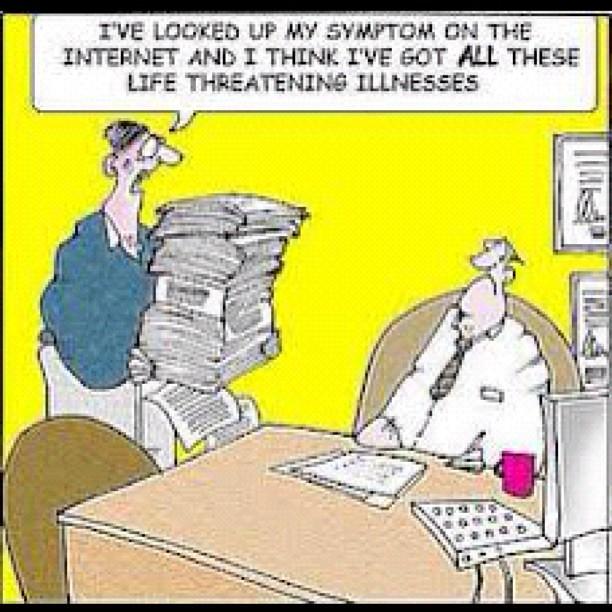 Funny Disease