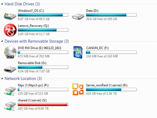 how to access my google drive from my windows explorer