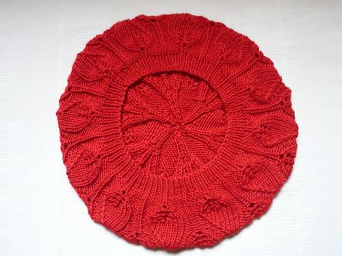 Red - underside