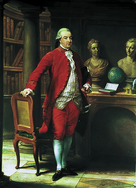 Sir Thomas Gascoigne Batoni