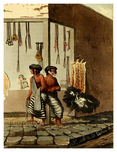 015-Indios de la Pampa-Picturesque illustrations of Buenos Ayres and Monte Video..-1820- Emeric Essex Vidal