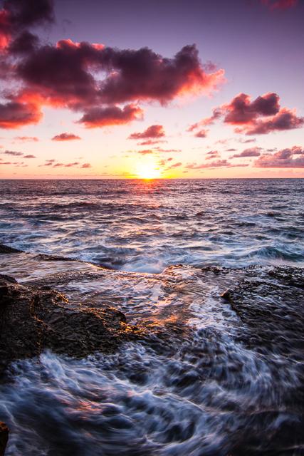 Ocean Beach Sunset 101012 © Michael Klayman-005