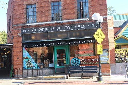 Day 70: Zingerman's Deli and a visit to Ann Arbor.