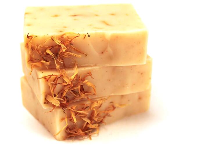 yuzu handmade artisan soap
