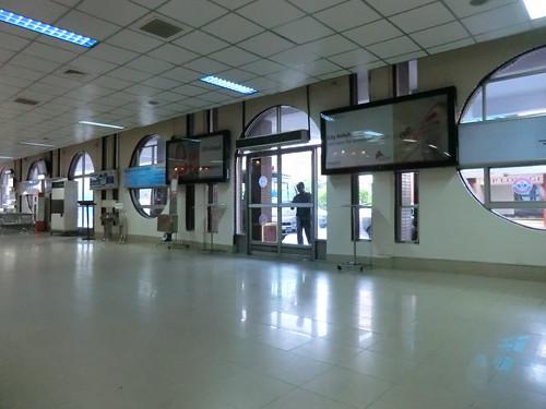 ダッカ国内線空港