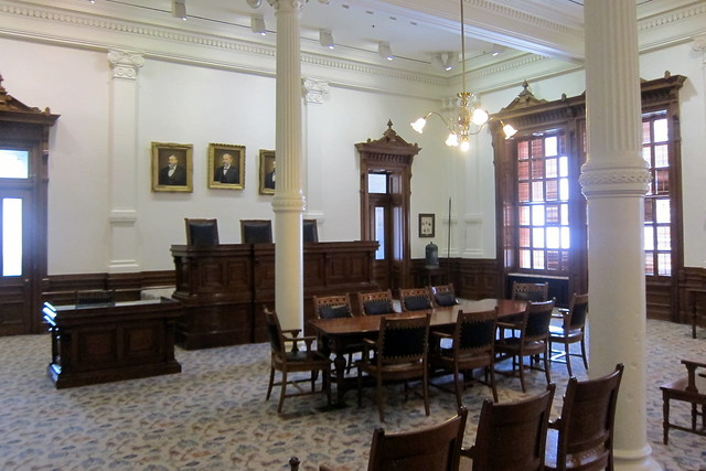 Texas Courts of Appeals Map Texas Court of Appeals Map