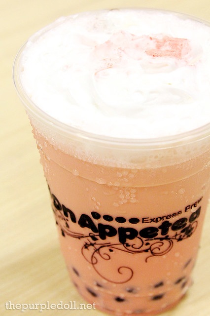 Strawberry Frappe P90 Medium P100 Large