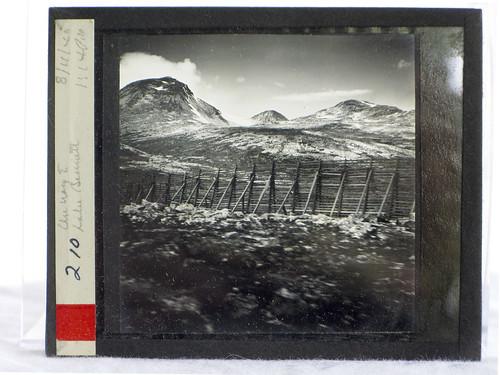 Glacier Fence, 1940