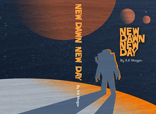 New day new dawn book cover