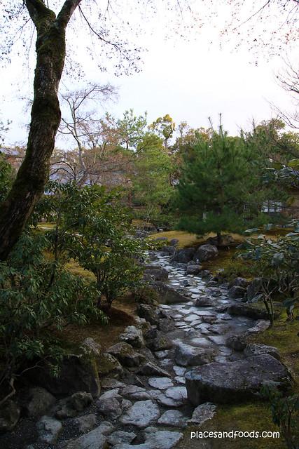 Kinkaku-ji 金閣寺 Golden Pavilion garden