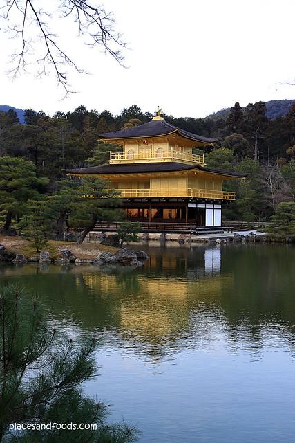 Kinkaku-ji 金閣寺 Golden Pavilion 1