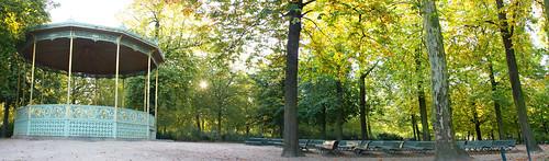 Brussels Park Panorama