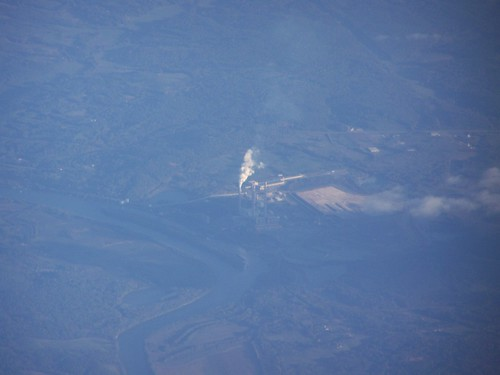 oct 108 - Factory seen from plane