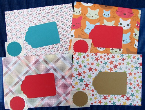 Kitty Cat & Red Envelope Pack