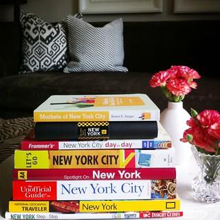NYC books