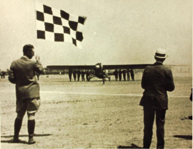 Header of Air Race