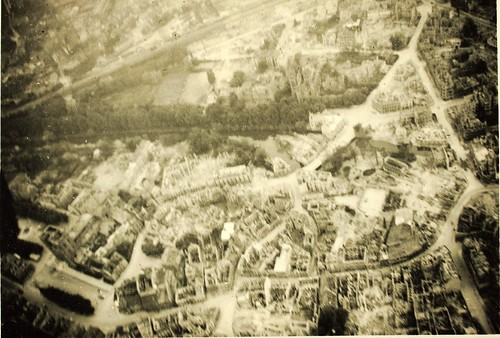 Reconnaissance Photo Aerial View Germany