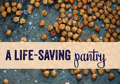 3. a life-saving pantry