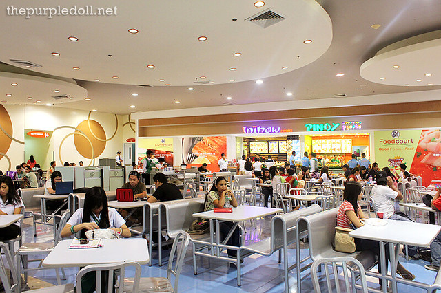 SM City Dasmarinas Foodcourt