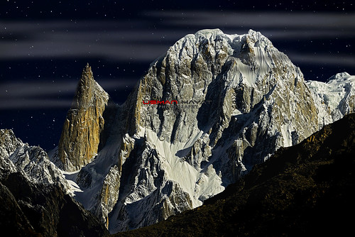 tower lady night photography nikon long exposure shot finger nikkor hunza 70200 hayat d800 usman trango uhayat rememberthatmomentlevel1