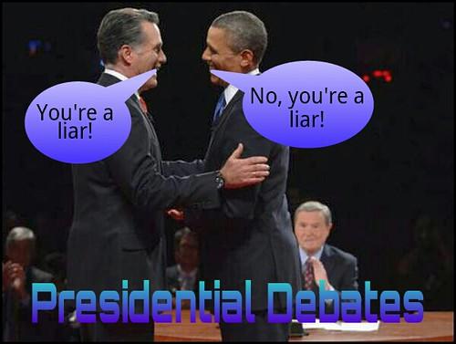 Presidential Debates...