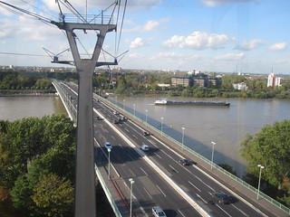 Изображение на Cologne Cable Car. cologne
