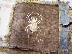 french knot spider