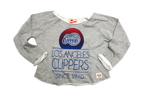 LA CLIPPERS ANDREWS SWEATSHIRT BY SPORTIQE