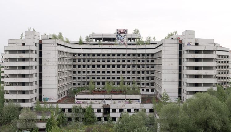 Ховринская больница. Hovrinskaya hospital.