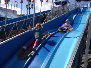 NC State Fair: Sliiiiide