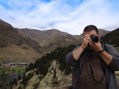 C.C. Chapman Travel Photographer in Vall de Nuria