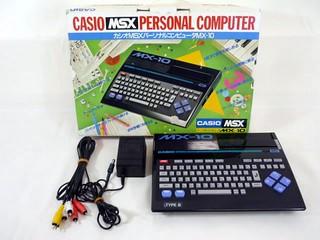 Casio MX-10 (1984)