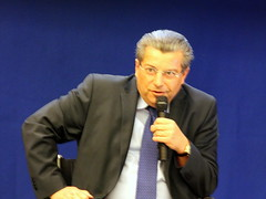 Philippe Sainsard, CR IdF et administrateur du STIF