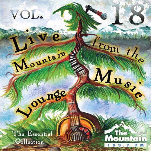 The Mountain 103.7 FM - Live from the Mountain Music Lounge vol. 18 cover art