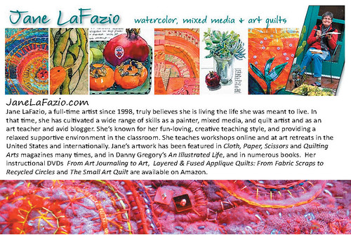 Jane LaFazio postcard