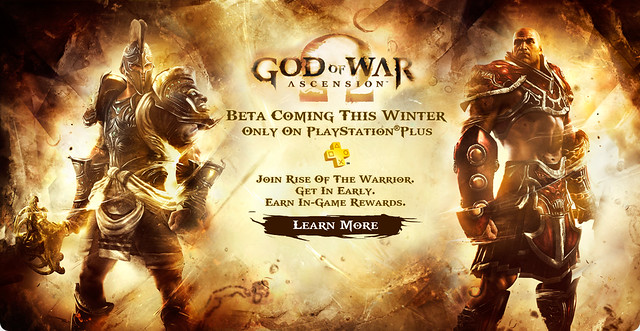 God Of War Ascension New Trailer Rise Of The Warrior Early Beta Access Playstation Blog