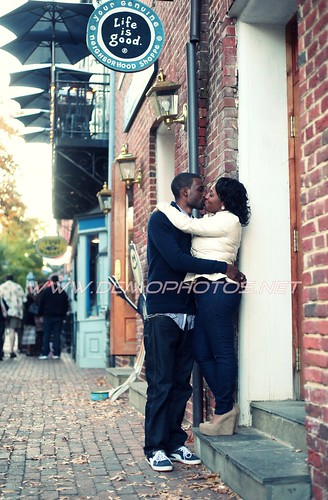 Tobius+Shannice by DEMO PHOTOS by DeMond Younger