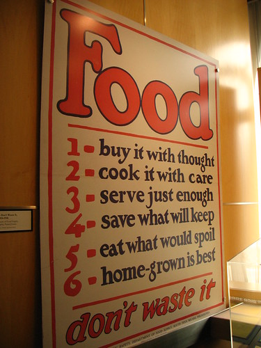 """Food- Don't Waste It"". circa 1914-1918"