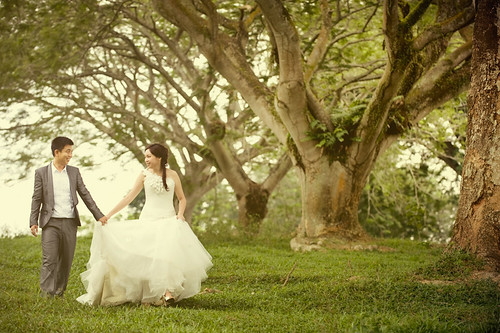 Ai Ling ~ Pre-wedding Photography