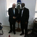 Secretary General Meets with Prime Minister of Belize