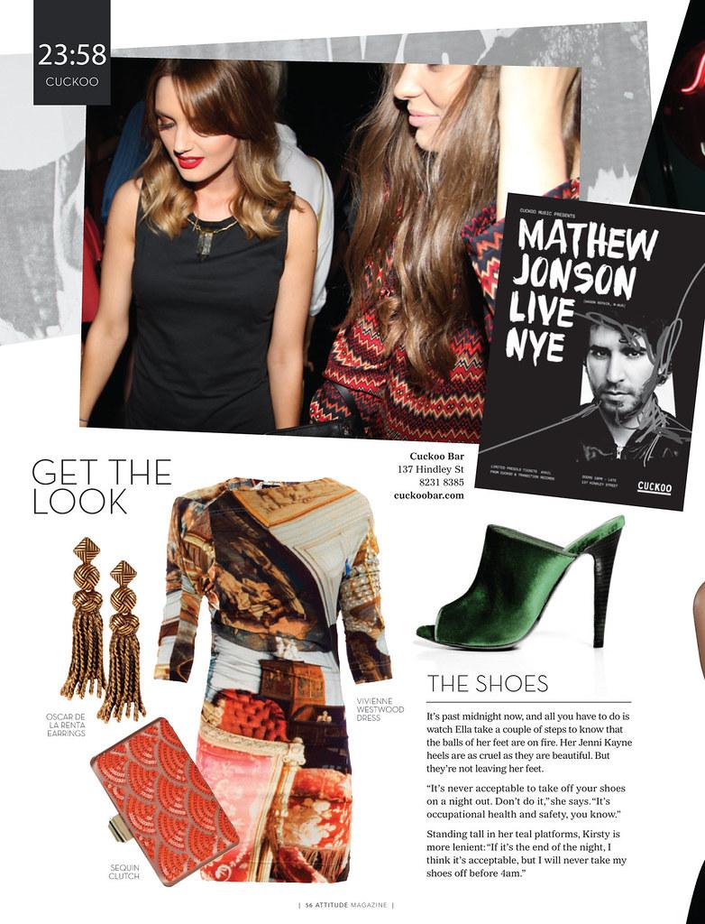 Attitude magazine spring 2012