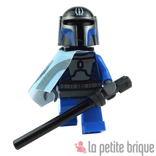 Lego Custom Minifig Pre Viszla (Star Wars) by LaPetiteBrique.com