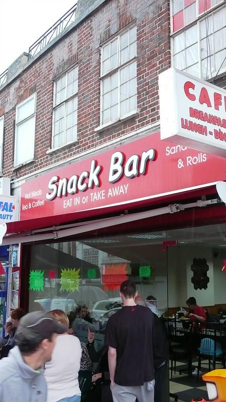 Snack Bar Dagenham Heathway
