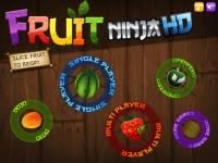 juego de cortar frutas