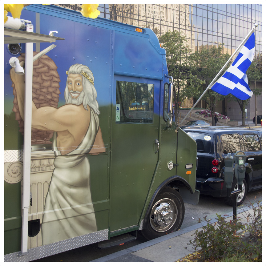 My Big Fat Greek Truck 1