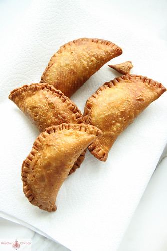 Fried Nutella Banana Hand Pies