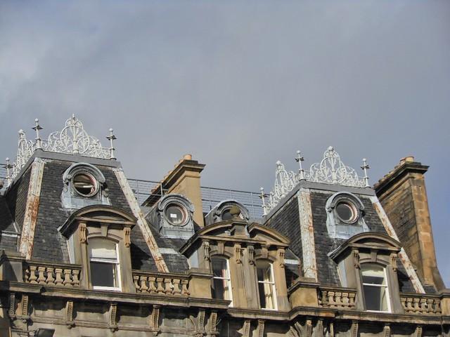 Header of attics